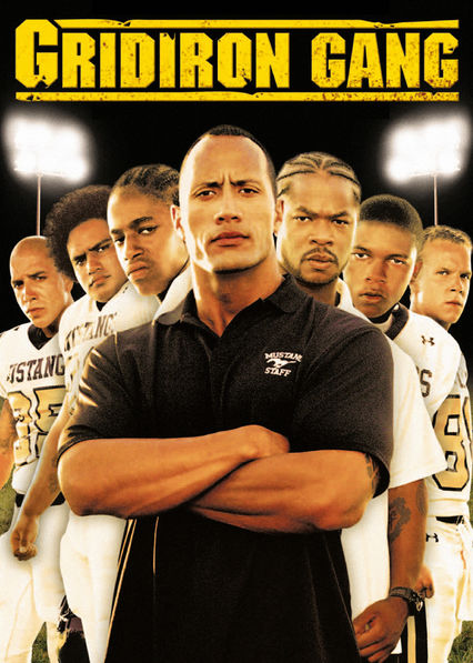 Gridiron Gang on Netflix Canada