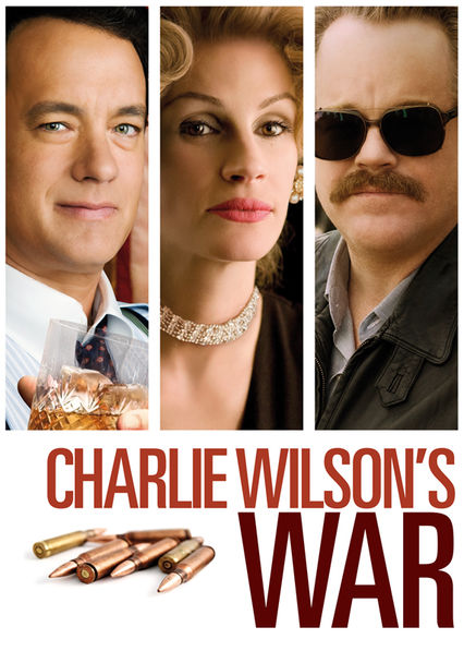 Charlie Wilson's War on Netflix Canada