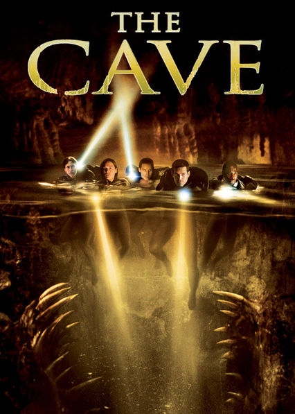 The Cave on Netflix Canada