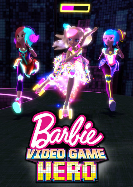 Barbie: Video Game Hero on Netflix Canada