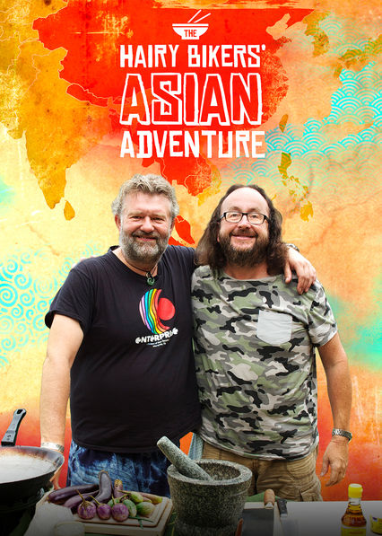 The Hairy Bikers' Asian Adventure on Netflix Canada