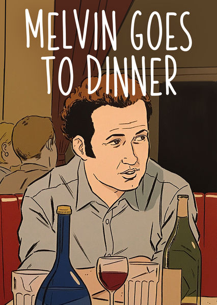 Melvin Goes to Dinner on Netflix Canada