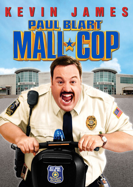 Paul Blart: Mall Cop on Netflix Canada