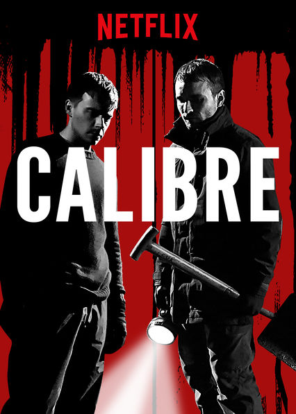 Calibre on Netflix Canada