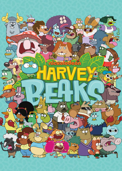 Harvey Beaks on Netflix Canada