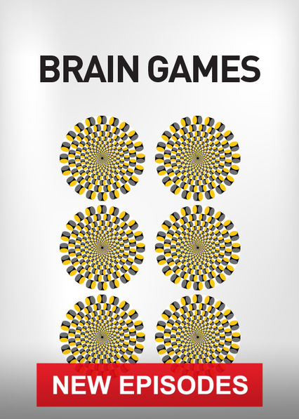 Brain Games on Netflix Canada
