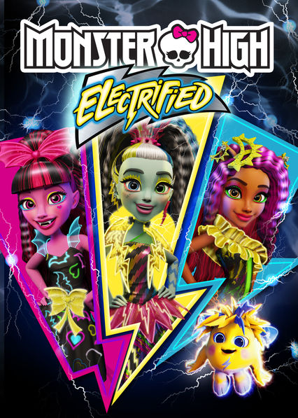 Monster High: Electrified on Netflix Canada
