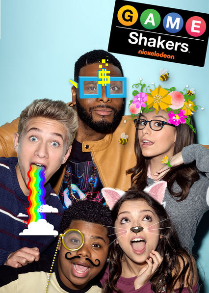 Game Shakers on Netflix Canada