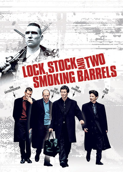 Lock, Stock and Two Smoking Barrels on Netflix Canada