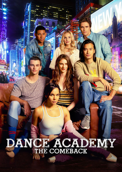 Dance Academy: The Comeback on Netflix Canada