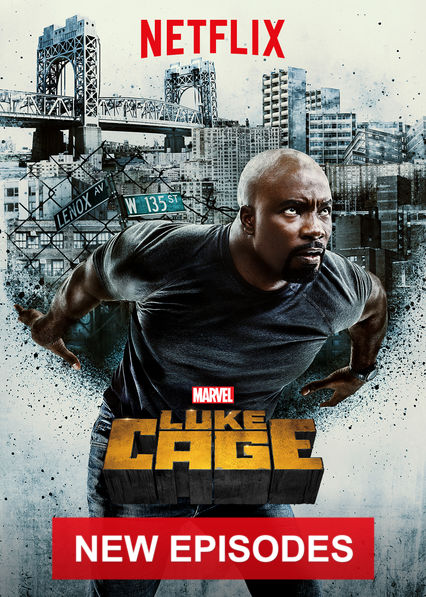 Marvel's Luke Cage on Netflix Canada
