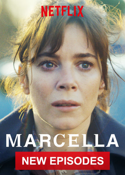 Marcella on Netflix Canada