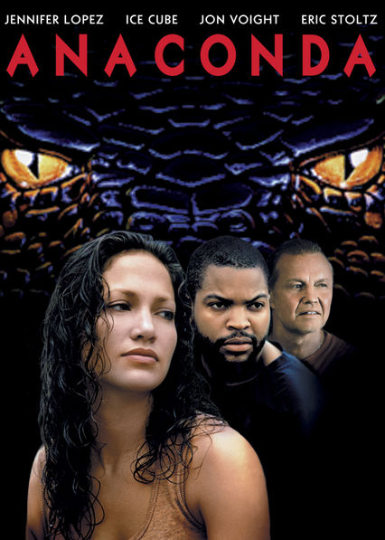 Anaconda on Netflix Canada